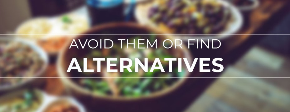 5 Problematic Foods for Elderly