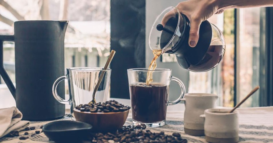 caffeine is not good for elderly