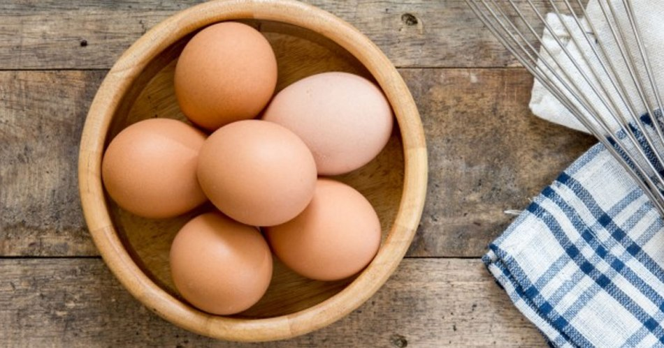 eggs are high in proteins