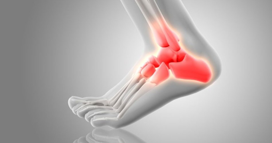 treatment of ankle pain