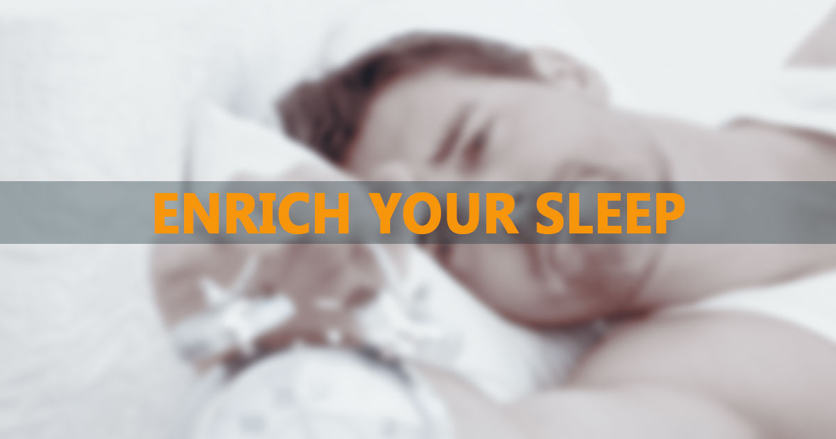 5 Steps to a Healthy Bed Time Routine