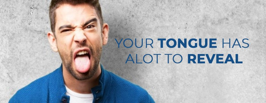 health status of your tongue