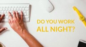 get rid of sleeplessness