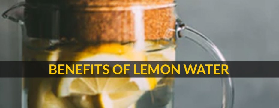 5 Benefits of Drinking Lemon Water in the Morning