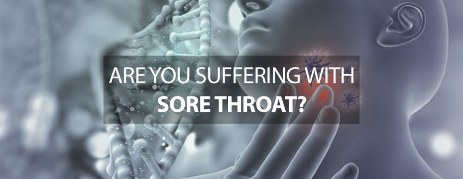 5 Tips to Get Rid Of a Sore Throat
