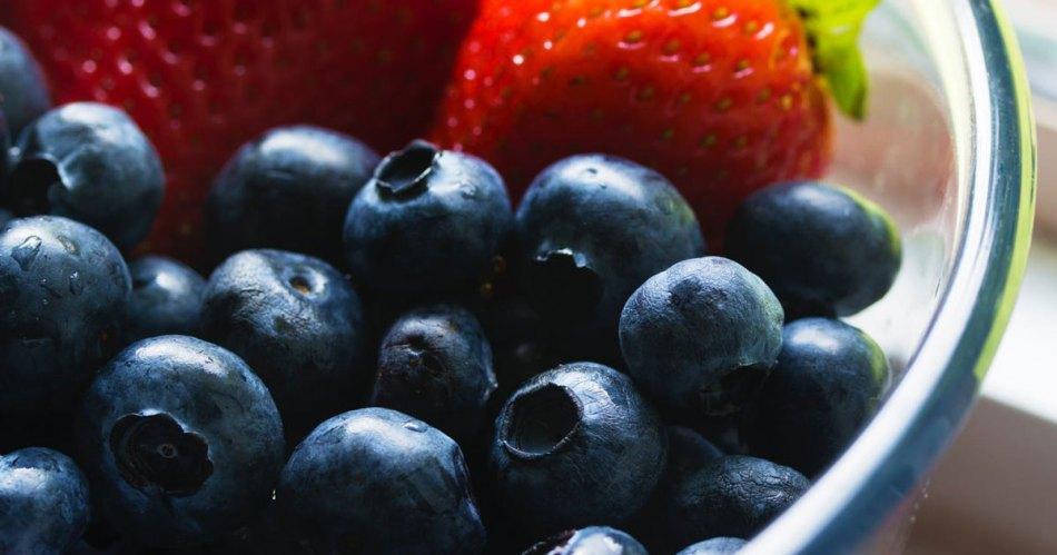 berries for bp