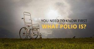 Causes and Prevention Regarding Polio Myelitis
