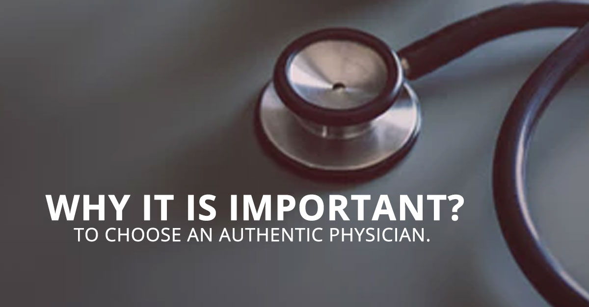 authentic physician