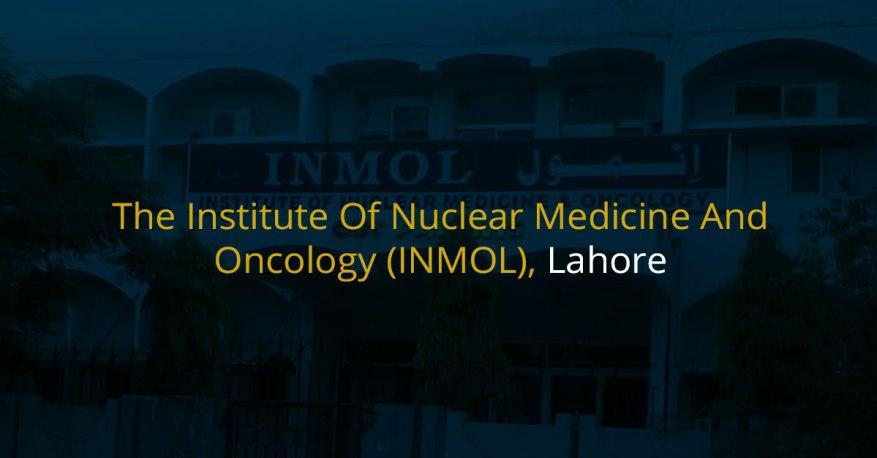 inmol cancer hospital