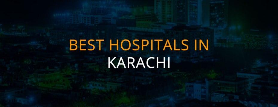 best hospitals in Karachi