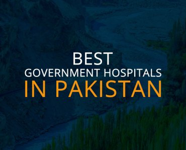best hospitals in pakistan