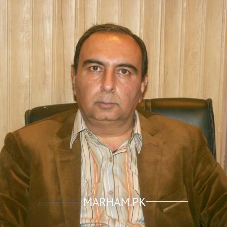 Dr. Ahmed Shah Khan