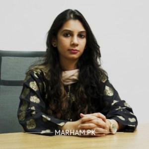Ayesha Shahid Sheikh Psychologist Lahore