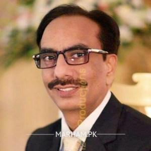 Dr Khawar Abbas Pulmonologist / Lung Specialist