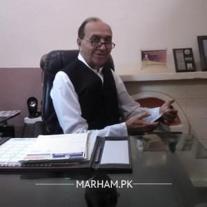 Dr. Syed Salahuddin Babur