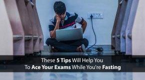 Exams during Ramadan
