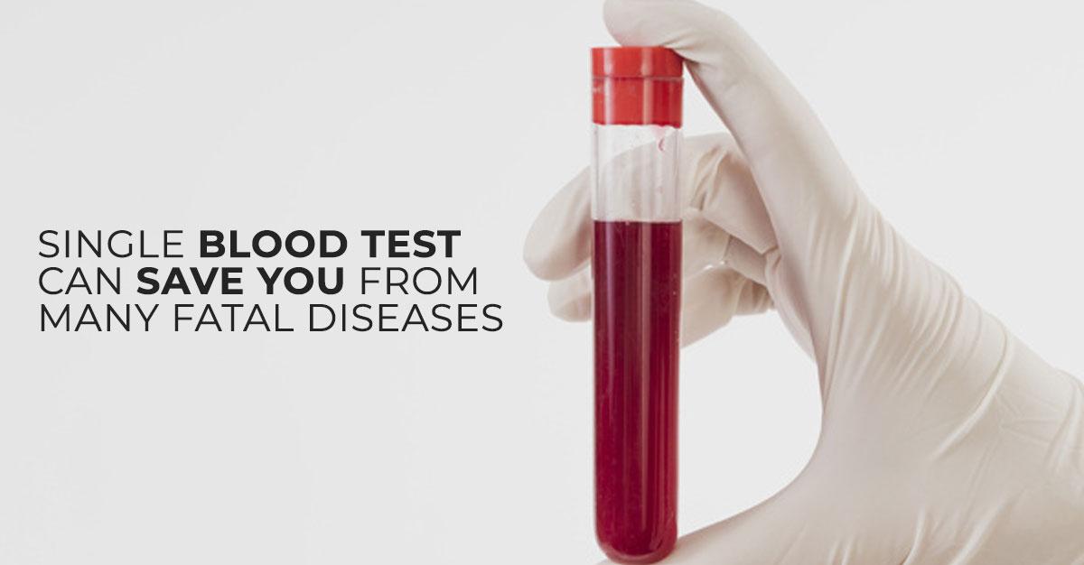 blood test importance