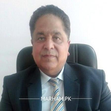 Prof. Dr. Brig (r) Dr. Muhammad Iqbal