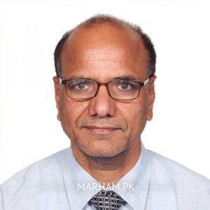 Prof Dr Muhammad Akbar Malik Pediatrician Lahore