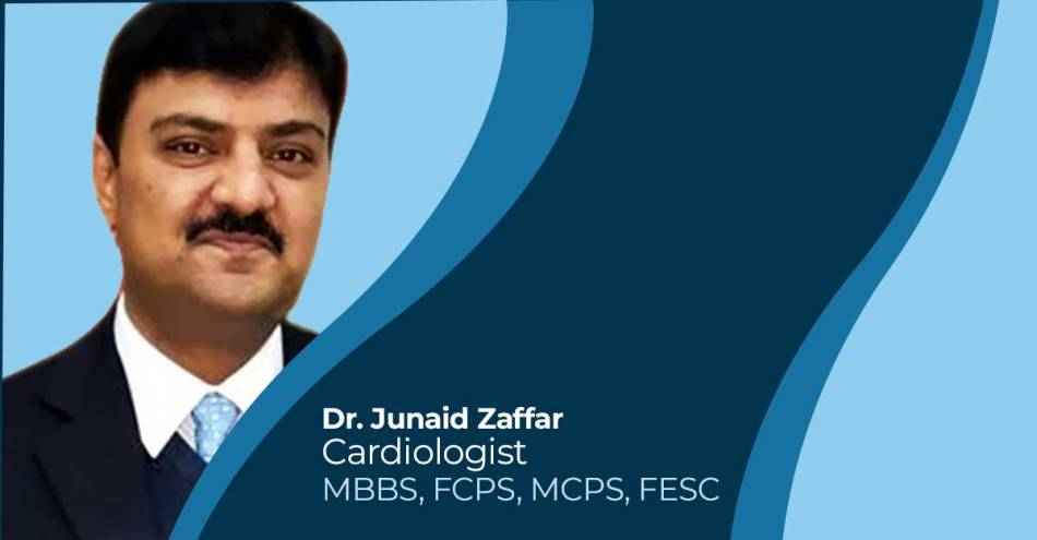 Dr. Junaid Zaffar cardiologist
