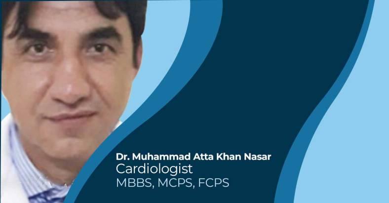 Dr. Muhammad Atta Khan Nasar Cardiologists