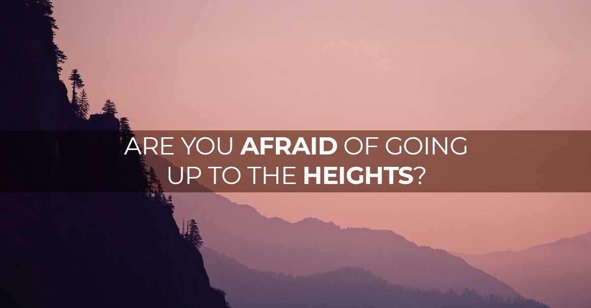 heights phobia