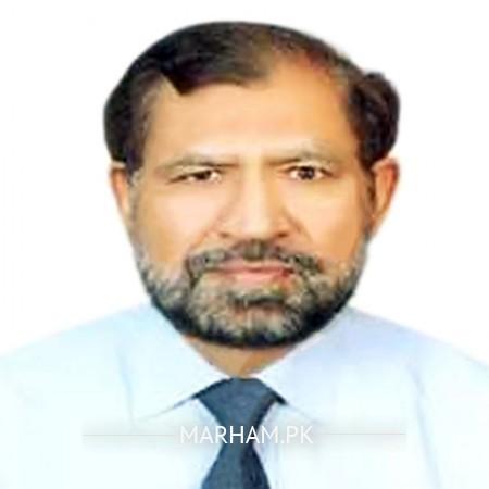 Prof. Dr Shamshad Rasul Awan Pulmonologist Lung Specialist Lahore