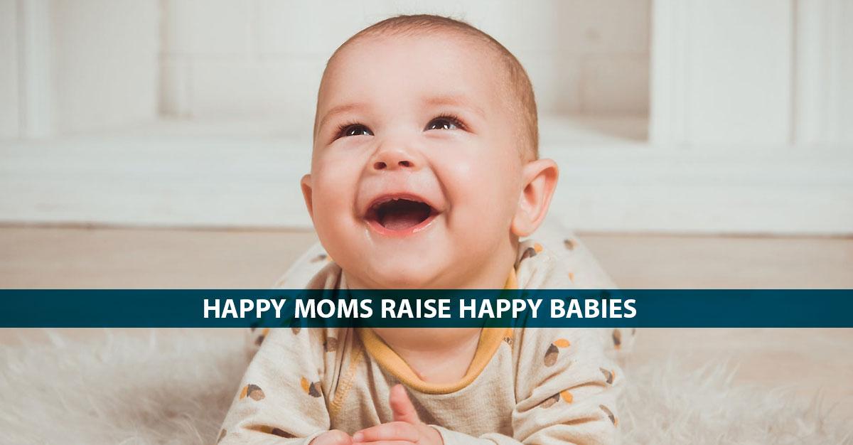 raise a happy baby