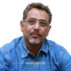 Dr Qambar Murtaza Bokhari