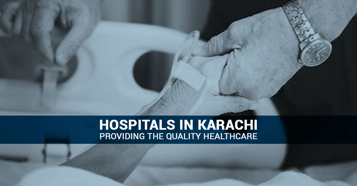 Hospitals in Karachi