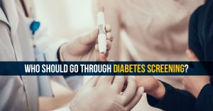 screening tests for diabetes