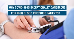 COVID-19 for high blood pressure patients