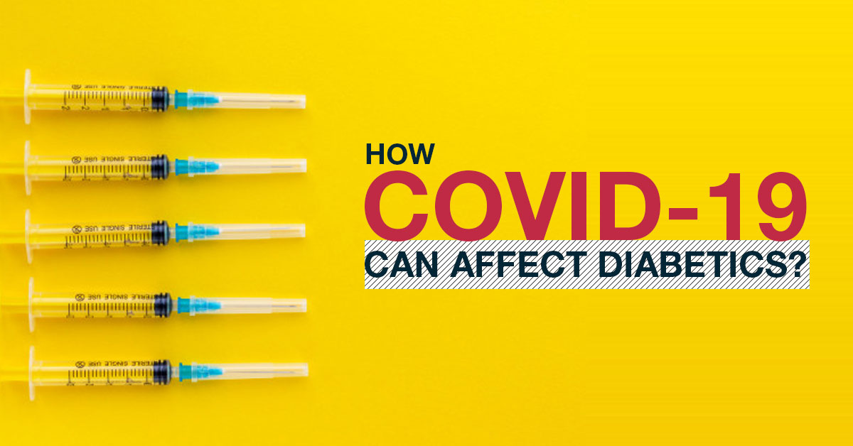 effect of covid-19 on diabetics