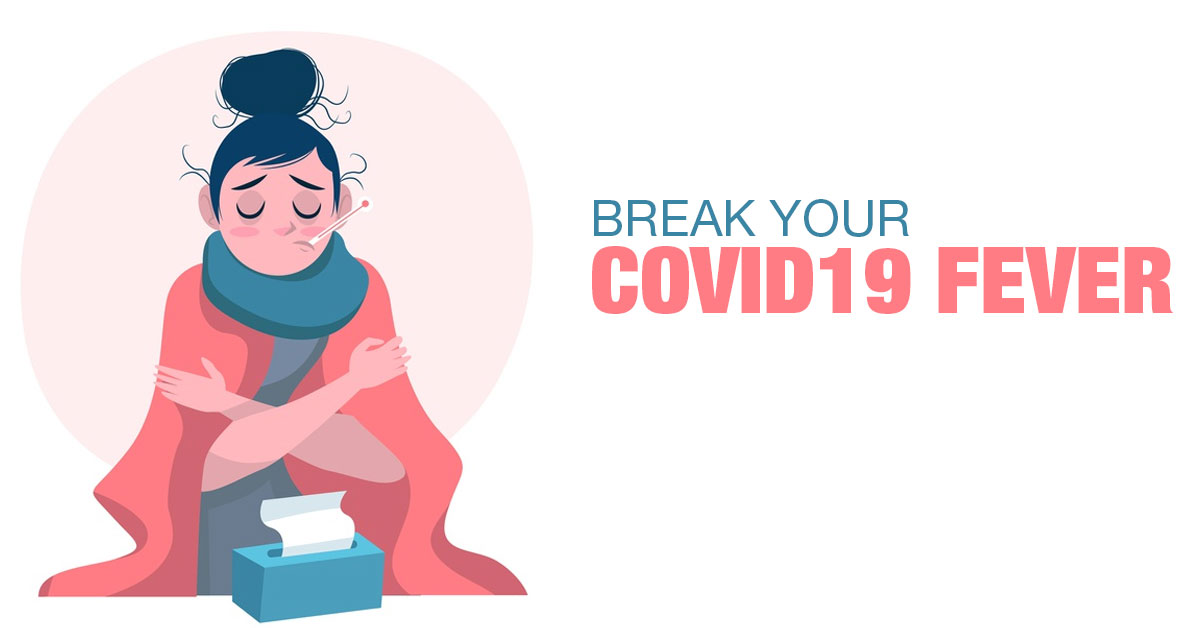 COVID19 fever