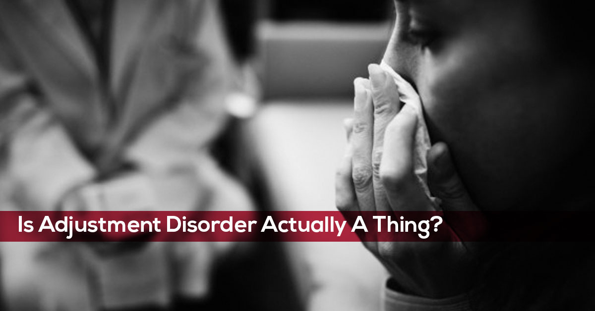 Adjustment Disorder