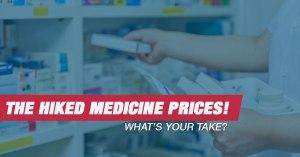 Medicine Prices