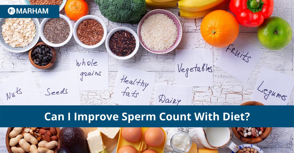 Improve sperm