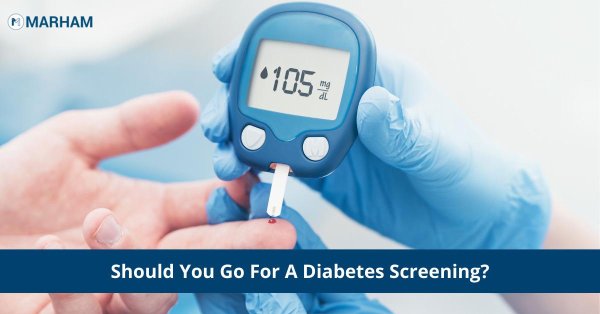 Diabetes Screening