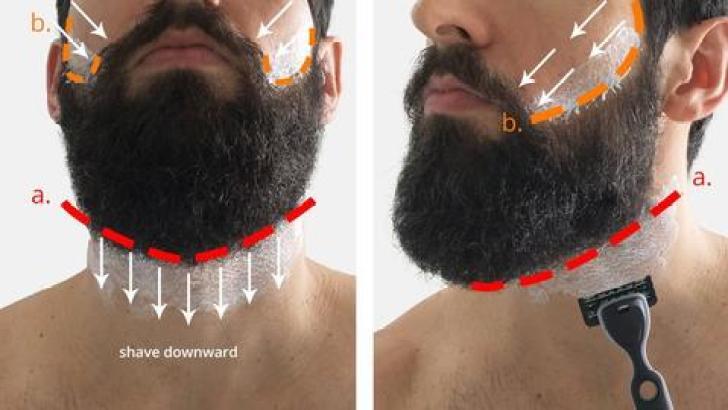 داڑھی مونچھ