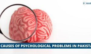 10 Major Causes of Psychological Problems in Pakistan