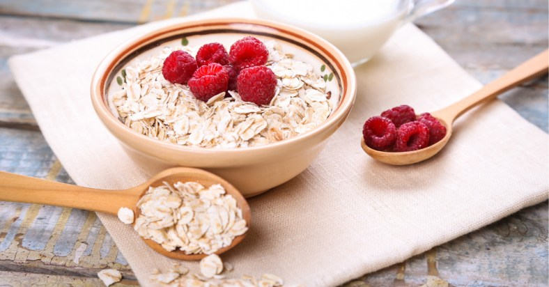 are white oats healthy