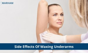 6 Unknown Side Effects Of Waxing Underarms