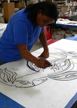 Mural processus I