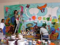 Mural processus IX