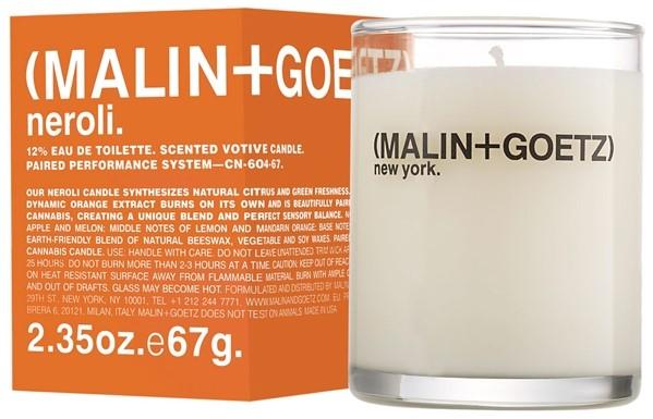 Doftljus från Malin + Goetz