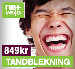 No+Vello tandblekning