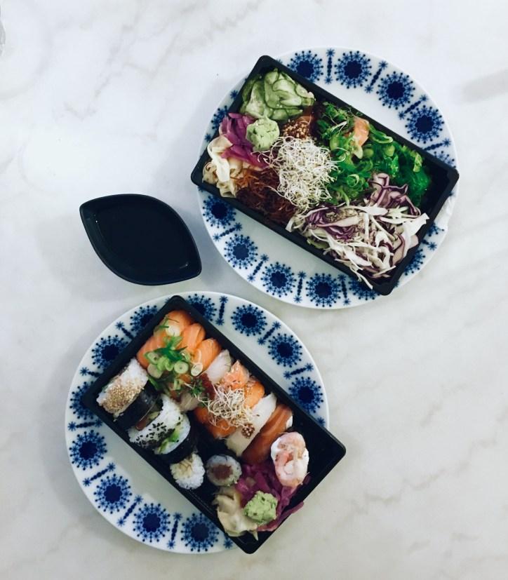 sushi från rå epok i malmö