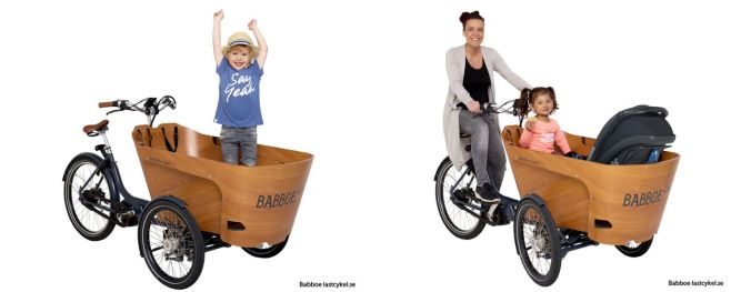 lastcykel