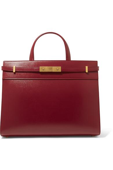 YSL red bag