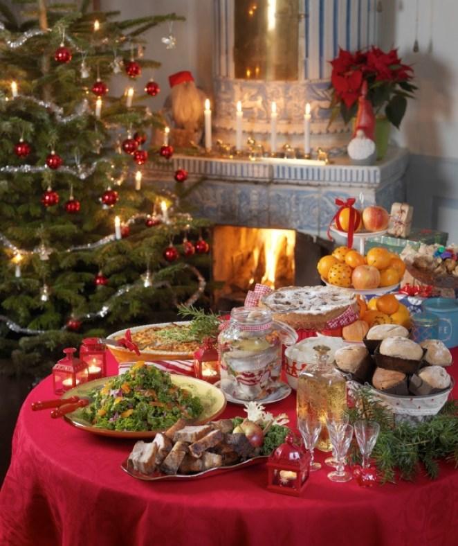 Julbord på slott i Skåne - Bjärsjölagårds slott